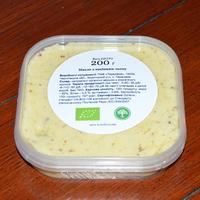 Органічне масло з насінням льону